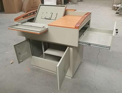 多功能电教桌讲台一体化