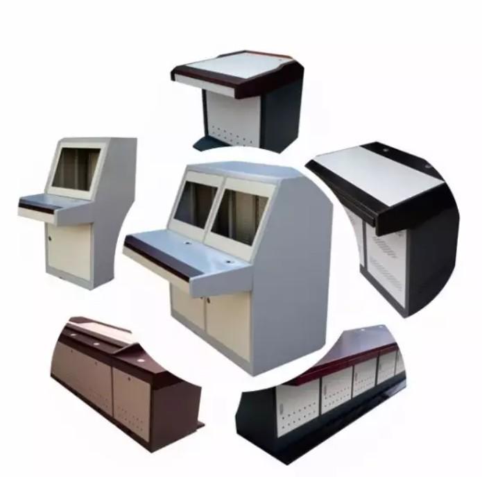 我们,一起设计监控室操作台!