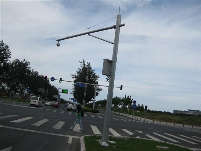 山西道路监控立杆具有哪些性能?