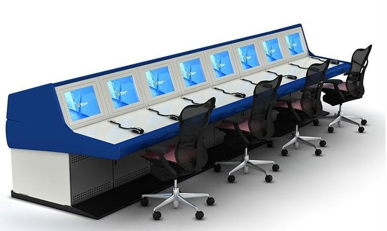 监控操作台台面放置物品有哪些要求?