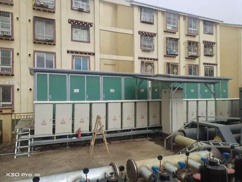 四川变压器厂家—客户案例:色达县集中供暖项目