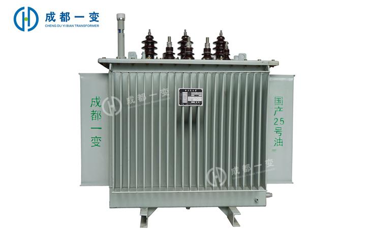 四川油浸式变压器的冷却方式油浸自冷