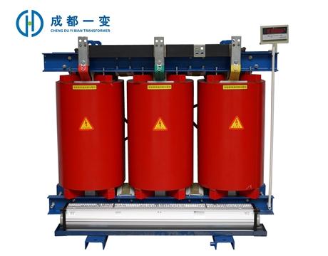环氧树脂浇注干式变压器