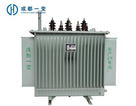 10kV油浸式变压器S11-160kva变压器