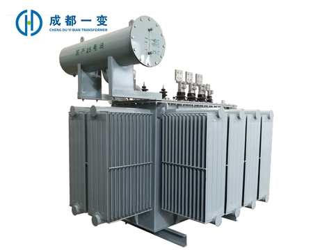 10kV油浸式变压器S11-1250kva变压器