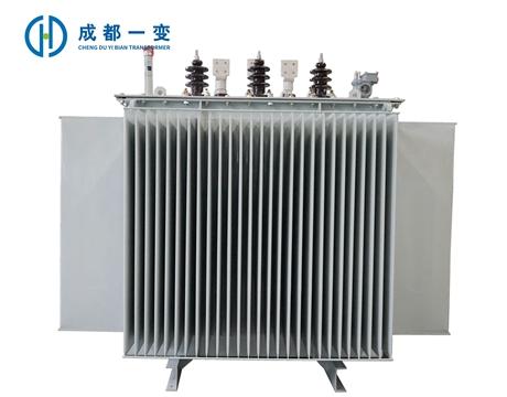 S13油浸式变压器10kV电力变压器