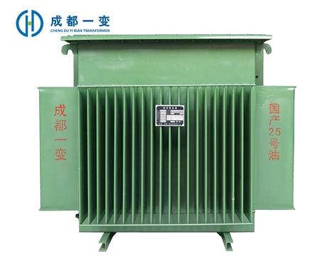 BS11仿美式箱式变压器