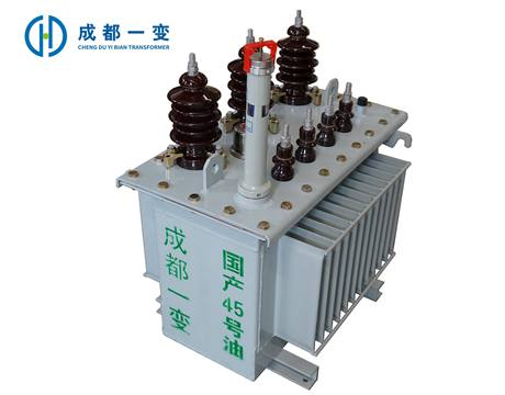 重庆10kV高原型变压器S11-50kVA油浸式变压器