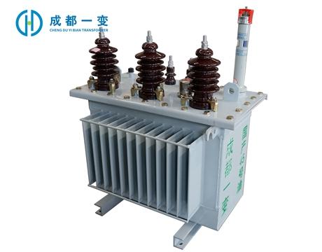 10kV高原型变压器S11-80kVA油浸式变压器