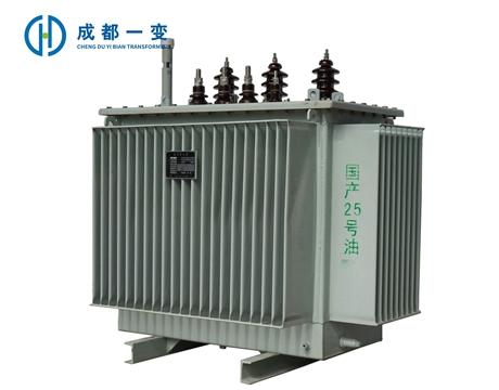 重庆10kV油浸式变压器S11-800kva变压器