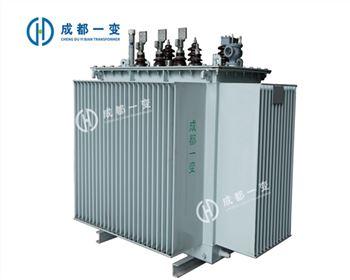 四川油浸式电力变压器
