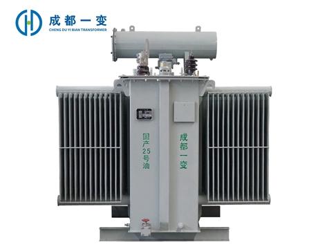 10kV油浸式变压器S11-2500kva变压器