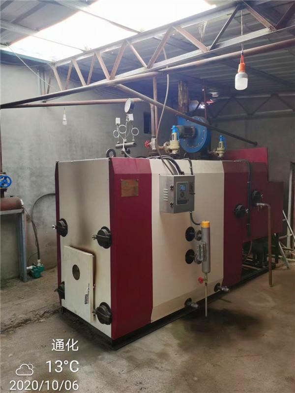 生物质热风炉安装案例