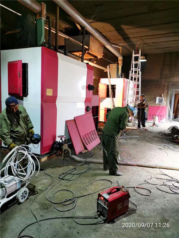 关于热水锅炉被腐蚀的原因及其防治热水锅炉受腐蚀的办法