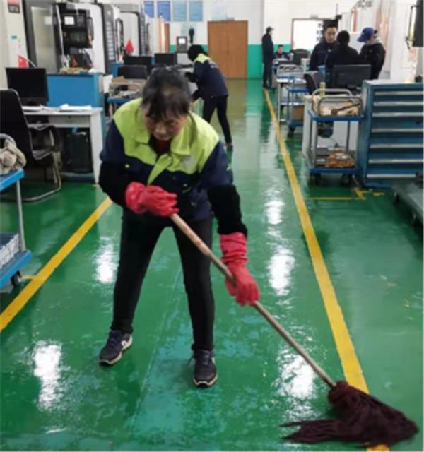 辦公樓、廠區保潔