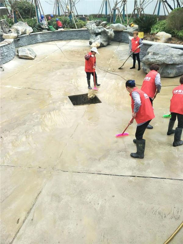 汉中清洗保洁厂家