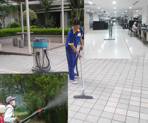 商場、社區保潔