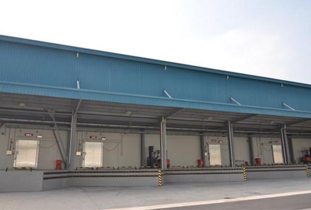 大型生鲜配送冷库选址及设计方案,大型冷库厂家为你揭晓