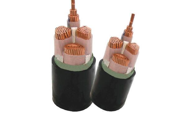 额定电压0.6/1kV交联聚乙烯绝缘聚氯乙烯护套电力电缆