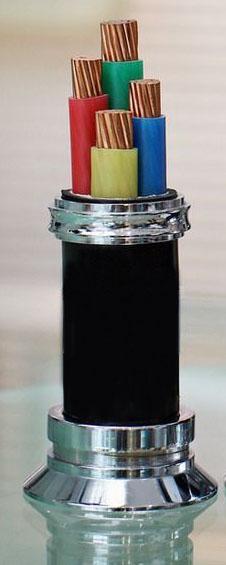 交聯聚乙烯絕緣無鹵低煙阻燃電力電纜