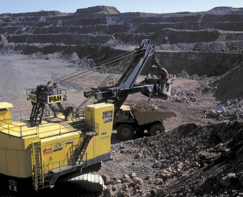 采礦類業績工程