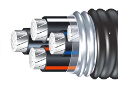 交联聚乙烯绝缘铝合金电力电缆