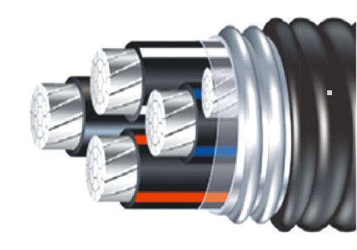 交聯聚乙烯絕緣鋁合金電力電纜