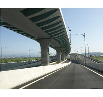 公路、橋梁類工程業績
