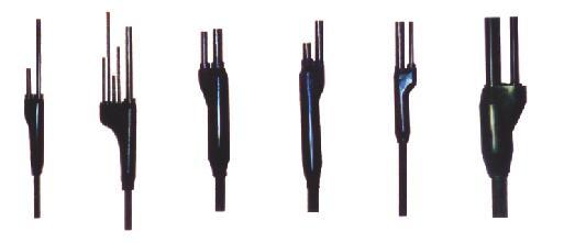 預製式分支電纜、連接體及附件