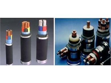 阻燃、耐火、無鹵低煙阻燃類電力電纜