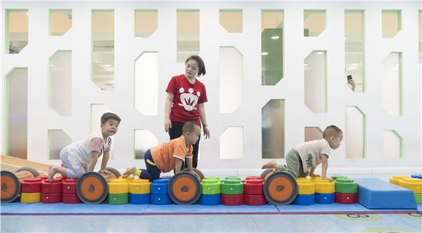 儿童身体协调能力不好,怎么培训?