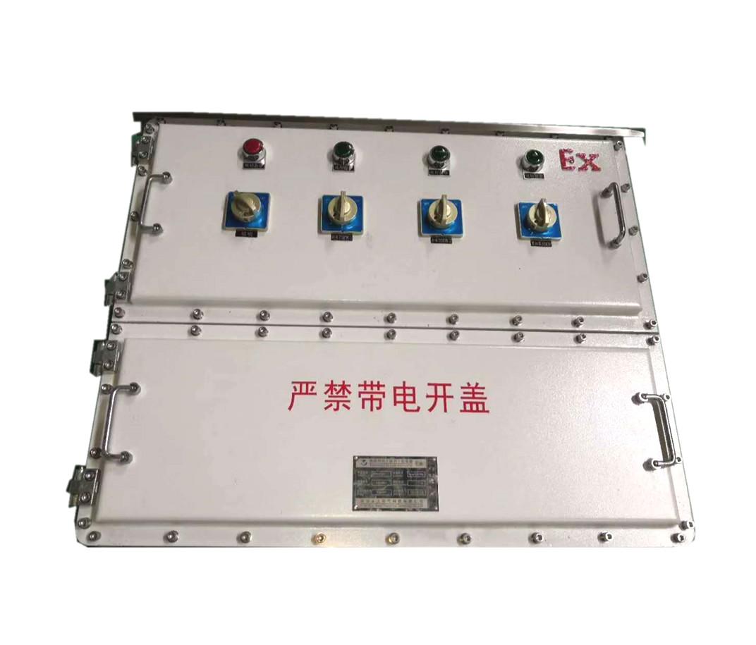 提醒大家在安装西安防爆控制柜类的电器一定要注意这些事项。
