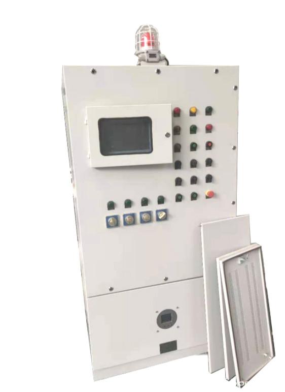 防爆正压柜内导线的选择、布置和连接的基本原则。