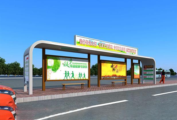 德阳公交站台厂家