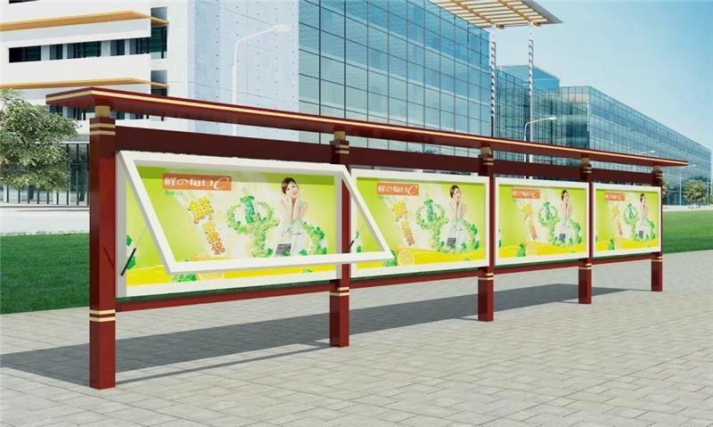 四川宣传栏灯箱厂家