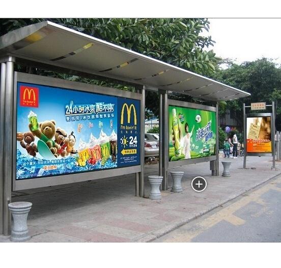 四川公交站台外观设计需要注意的几个方面