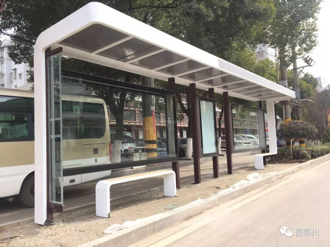 四川公交站台外观设计需要注意的几个方面?