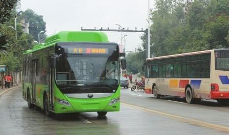 西安公交新开127路196路 调整217路 取消21个站点