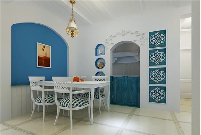 地中海风格 婚房设计