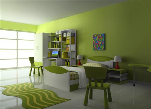 【设计知识】 儿童房颜色如何搭配?儿童房室内装修要注意什么