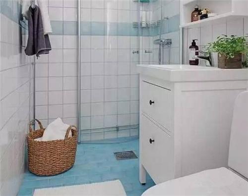 【家装攻略】 小面积卫生间怎么装修?