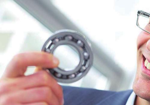 诺贝尔轴承应用于重工业