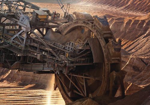诺贝尔轴承应用于能源行业/电厂/矿山