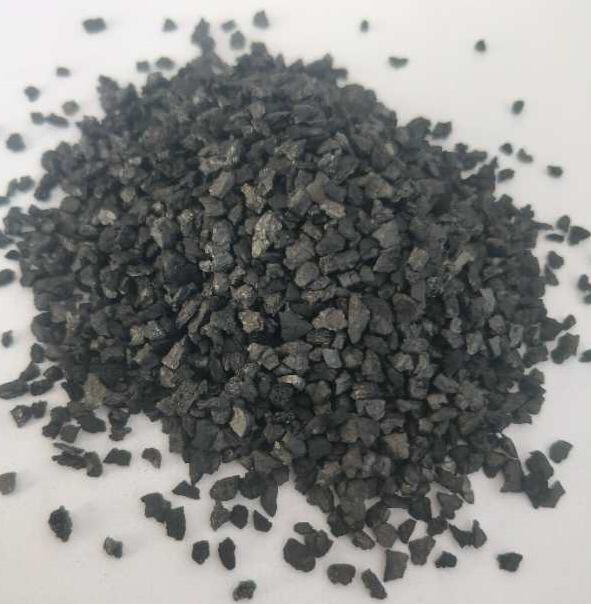 破碎炭的应用