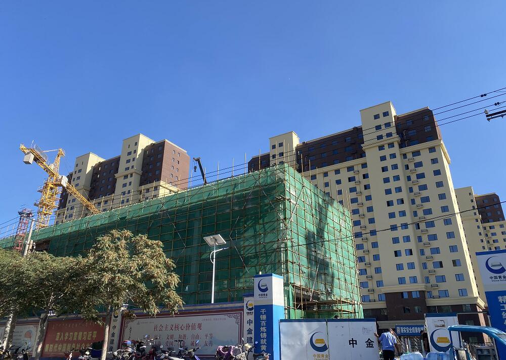 雅泰检验所东棚户区外墙保温工程案例