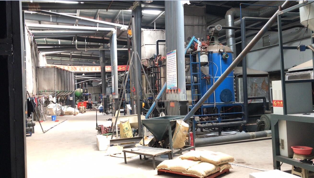 乌海市雅泰建材有限公司厂房环境