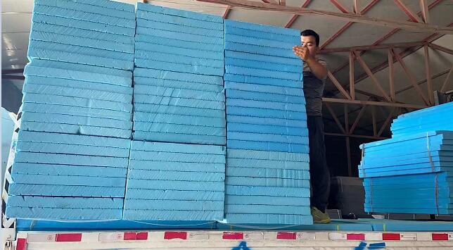 擠塑板生產