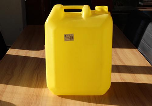 20L洗涤剂塑料桶为哈尔滨某客户提供的