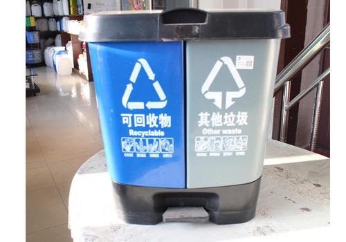哈尔滨多规格的分类垃圾桶