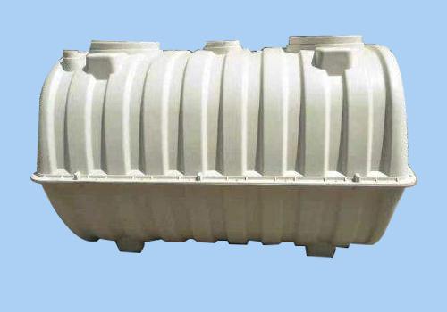 哈尔滨家用2.5平方米塑料化粪池加工